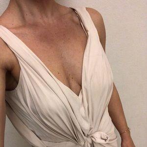 Diane Von Furstenberg nude Dress